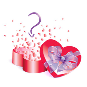 Romantic Gifts & Advice vector